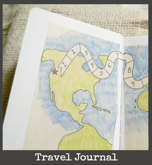 travel journal title