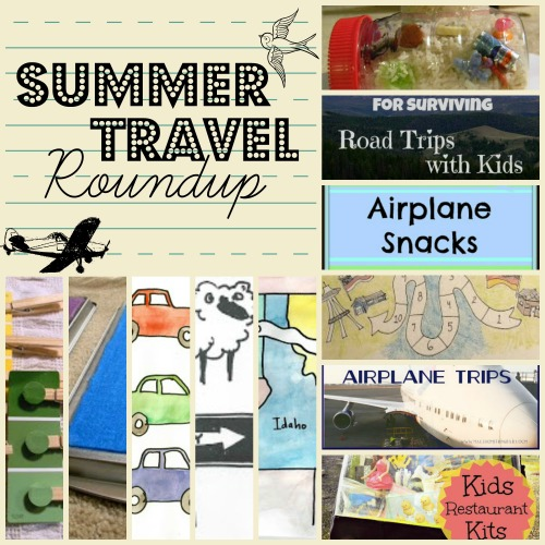 summer travel roundup collage square
