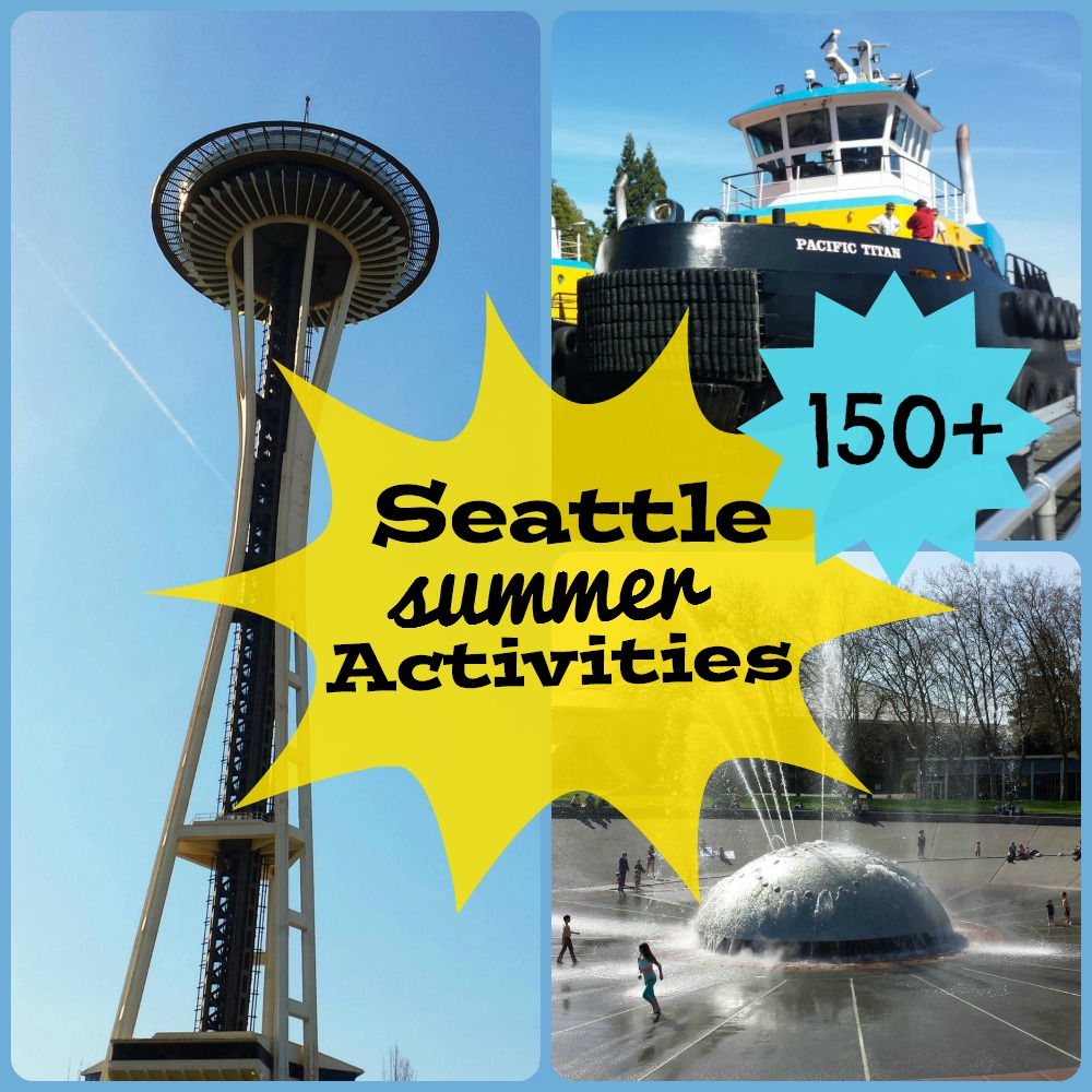 seattle summer activities sq
