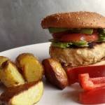 Lean and Clean Turkey Burger {Recipe}